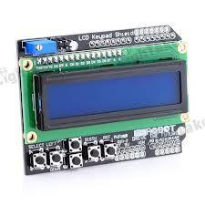 Arduino Lcd Shield resmi 1