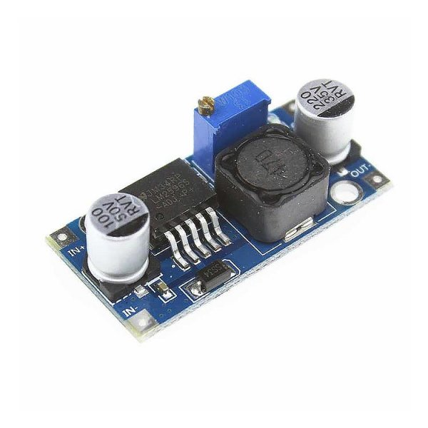 LM2596 Power Supply Modül resmi 1