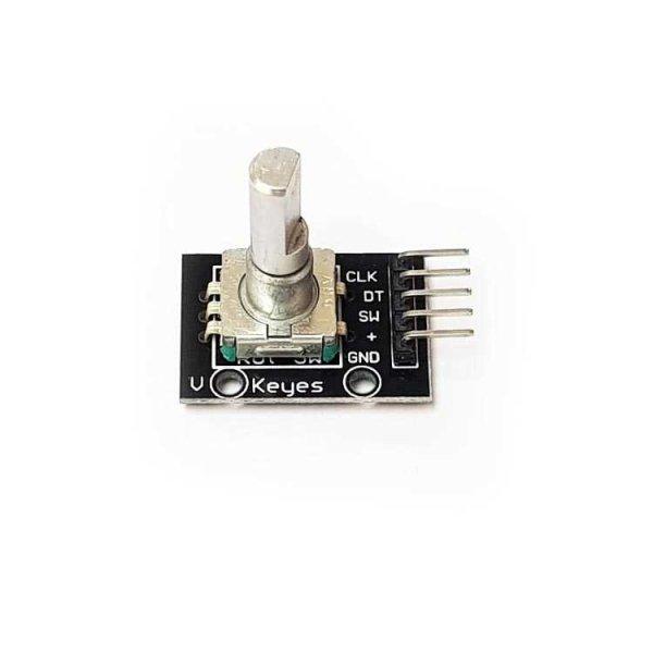 Arduino Rotary Encoder Modülü resmi 1