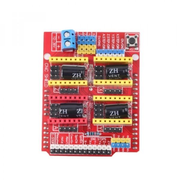 Arduino UNO CNC Shield resmi 1