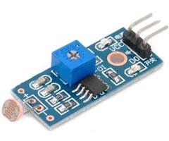 LDR Modülü Fotosel Işık Sensörü resmi 1