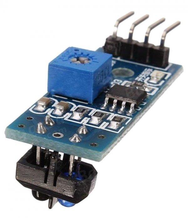 TCRT 5000 Tekli Sensör Kartı resmi 1