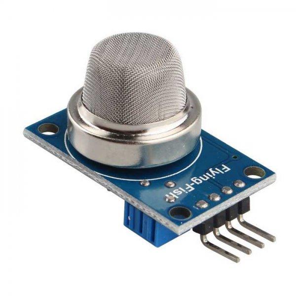 MQ 4 Arduino Doğalgaz - Metan Gazı Sensörü Modülü MQ4 resmi 1