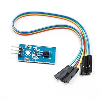 DS18B20 Sıcaklık Sensör Modulü resmi 1