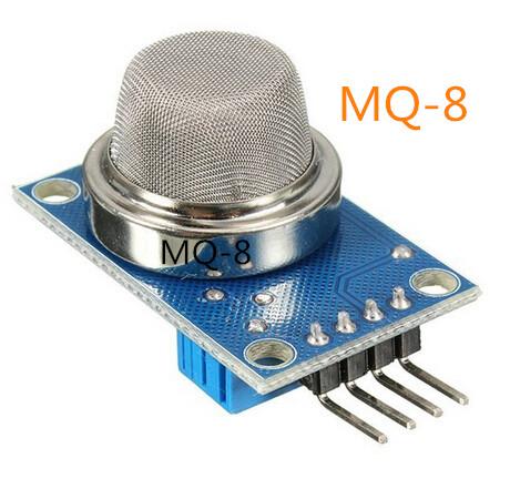 MQ 8 hidrojen gaz sensör modulu resmi 1