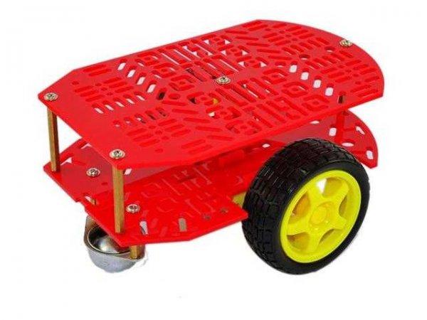 Çok Amaçlı Robot Platformu - Kırmızı resmi 1