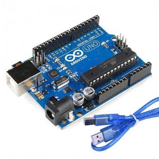 Arduino UNO R3 resmi 1