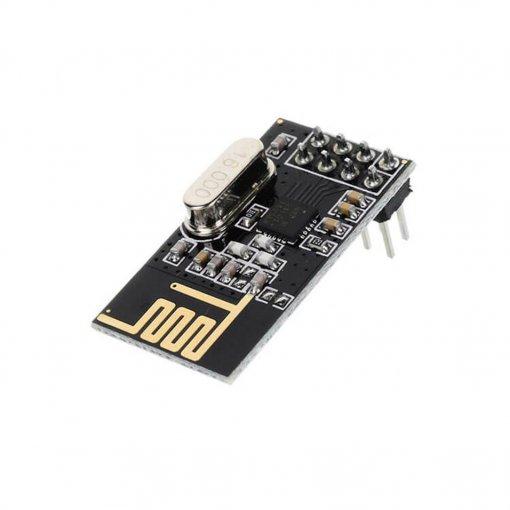 Wireless NRF24L01+ 2.4GHz Transceiver Modül - 2.4GHz Alıcı Verici Modül resmi 1